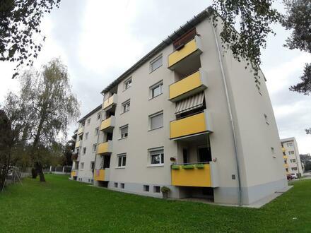 große Familienwohnung im 3. OG mit Balkon und Lift zentrumsnahe in Voitsberg