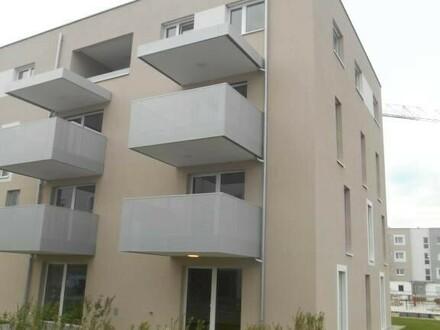 Attraktive NEUBAU-Wohnung mit Balkon! Großzügige 3-Raum-Wohnung mit schöner Raumaufteilung in grüner Stadtrandlage! Provisionsfrei!