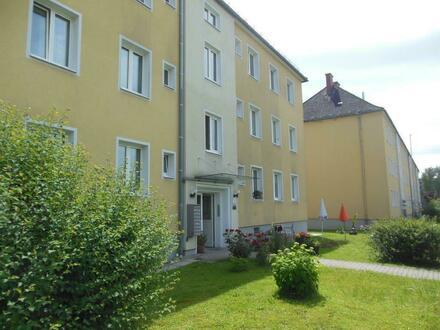 Zentrumsnah und doch im Grünen - gemütliche, sanierte 2 Raum Wohnung im nachgefragten Stadtteil Steyr Tabor - den Verzi…