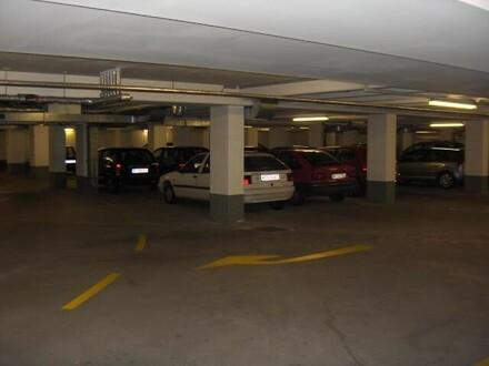 Autoabstellplatz