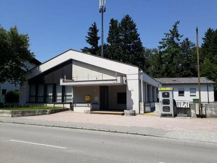 Postgebäude samt Wählamt der A1 Telekom