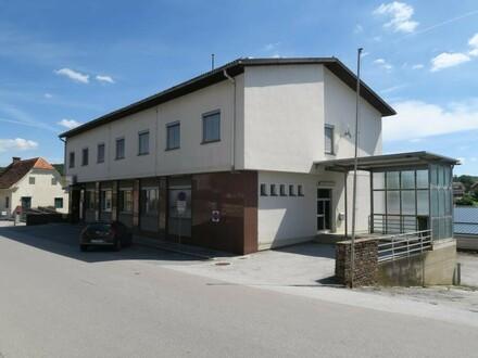 Geschäfts- u. Bürogebäude