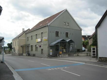 Geschäfts- und Büroobjekt im Zentrum