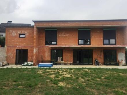 Großes Haus, Baujahr 2017 einige Fertigstellungsarbeiten nötig