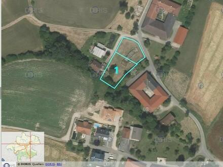 Großes Grundstück in Tödling, St. Florian, auch teilbar in 2 Hälften