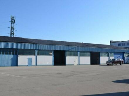 Große, saubere, helle Lagerflächen logistisch gut gelegen zu vermieten! Auch Teilflächen möglich