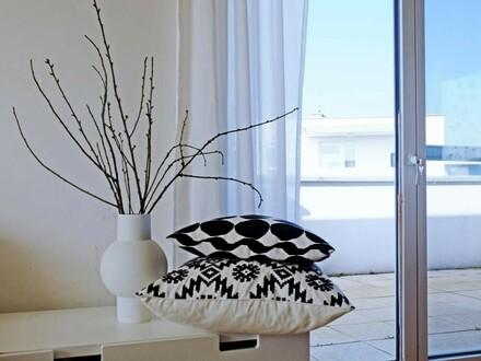 Luftenberg: Penthouse in sonniger Ruhelage mit phantastischem Rundblick