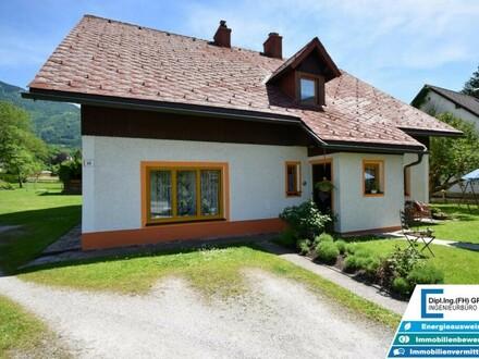 Wohnhaus mit 260m² Wohnfläche und ca. 600m² Grund in toller Lage in Spital am Pyhrn