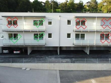 8 Neubauwohnungen am Schwaigerbach in ruhiger Lage von Lambach