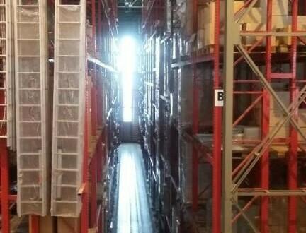 Interessante Halle 2100 m2 zum Kaufen oder mieten -alle Details auf Anfrage 17 Meter HOCHREGALLAGER