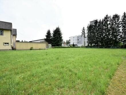 Bauträgerprojekt in Ansfelden - 2.407m² Baugrundstück für 5 Wohneinheiten