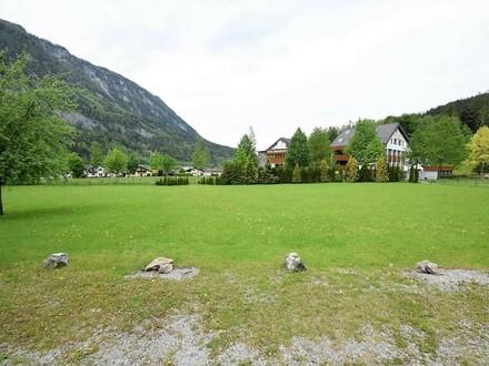3485m² Baugrundstücke in Spital am Pyhrn mit gut laufendes, verpachtetes Hotel