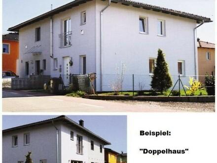 Beispiel Doppelhaus