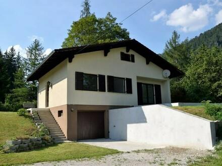 Schickes Einfamilienhaus im Erholungsgebiet Windischgarsten