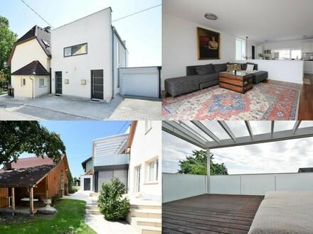 Wohnen auf höchsten Niveau - hochwertig ausgestattete Villa in ruhiger Grünlage Nahe Linz