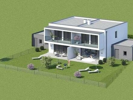 Neubau Doppelhaus mit Gebirgsblick PROVISIONSFREI FÜR DEN KÄUFER ! Zentrum Leonding