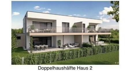 NEUBAU-Doppelhaushälfte schlüsselfertig