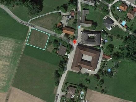 Grundstück in absoluter Ruhelage in Hausleiten/St.Florian mit phenomenalem Gebirgsblick 250.000 Euro