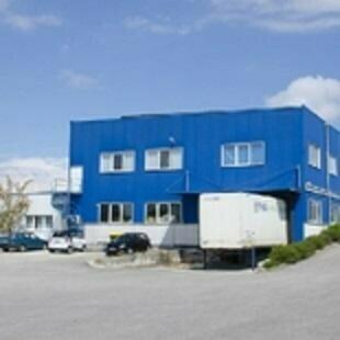 Bürogebäude und Hallen in Eggendorf