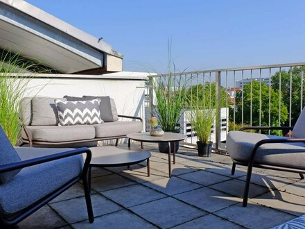 Exklusives Penthouse in der Welser Innenstadt