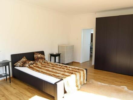 Innerstädtisch mit Weitblick auf ca. 85 m² wohnen!