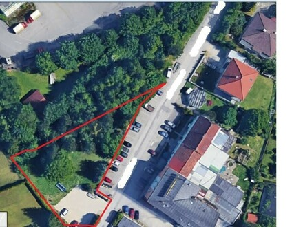 Betriebsbaugrundstück nahe B1 zu verkaufen! Toplage !