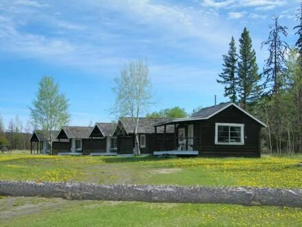 Lodge mit Freizeitwert in Kanada