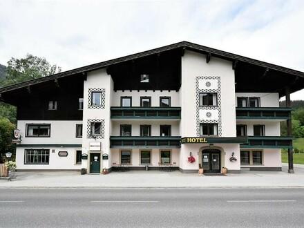 Gut laufendes und verpachtetes Hotel mit Tradition in frequentierter Lage