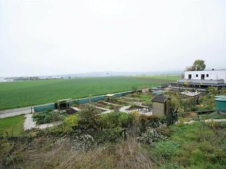 Schöner großer Baugrund in Hausleiten im Gemeindegebiet von Sierning (auch für ein Doppelhaus möglich)