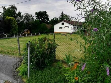 VERKAUFT: Schöner Baugrund nahe Bad Hall, St.Blasien