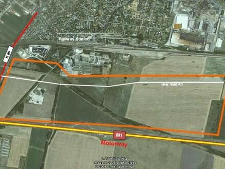 Projekt in UNGARN 2500 m² bis 1.000 000 m² möglich !!!