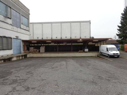 500 m² Lagerflächen SOFORT verfügbar !!!