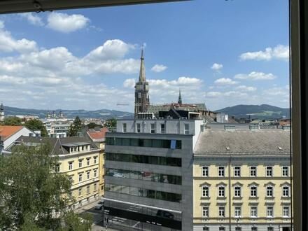 Zentral wohnen in Linz
