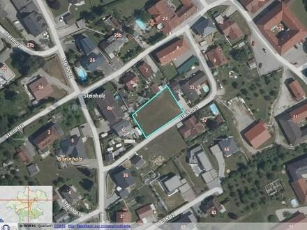 Grundstück für kleines Bauträgerprojekt oder schönes Einfamilienhaus