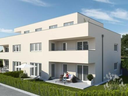Baubewilligt!! Schöne Gartenwohnungen Top 1 und 2