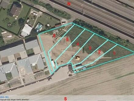 6 Bauparzellen in Pichling - noch eine verfügbar mit 640 m2