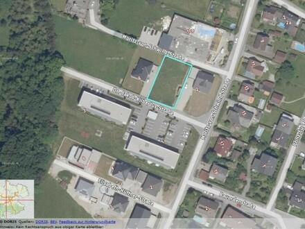 Ebenes Grundstück in Sieldunglage Stadl Paura