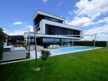 Moderne High-Tec- Villa mit Gebirgsblick - unverbaubar ÜBERGABE NACH VEREINBARUNG