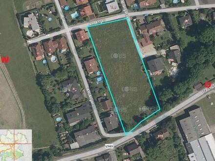 8 Parzellen, Altwidmung, für Eigenheim von 500 bis 765 m2 siehe Katasterplan !!! Noch 2 verfügbar