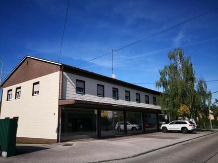 Verkaufsraum/Geschäft/Büro/Produktion (auch Teilflächen ab 108 m² möglich!)