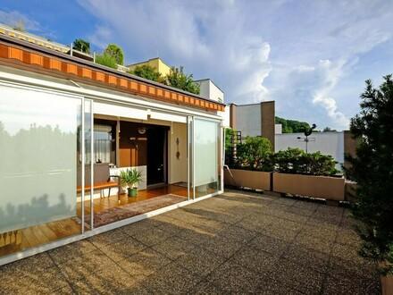 Großzügige Wohnung mit herrlicher Terrasse in Plesching