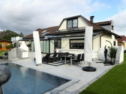 Pool, Terrasse