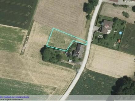 Grundstück in Hausleiten/St. Florian ohne Bauzwang