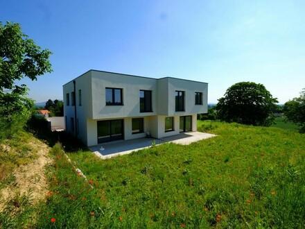 Doppelhaushälfte in einzigartiger Lage an der Linzer Stadtgrenze