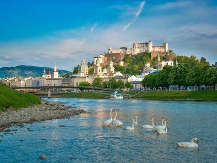 Schöne Villa vor den Toren Salzburgs ca. 20 Minuten in den Stadtkern