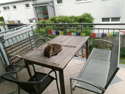 gemütliche 3-Zimmer Wohnung mit Balkon