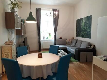 schöne 3-Zimmer-Wohnung im Zentrum