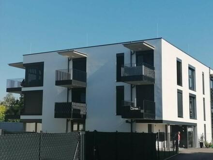 Sehr schöne Neubauwohnung mit Balkon