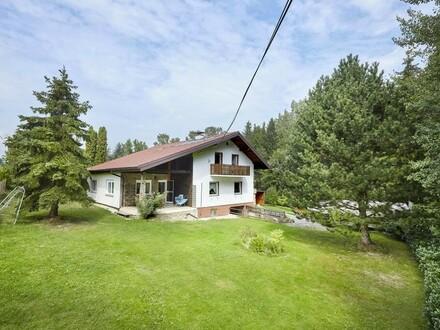Einfamilienhaus in ländlicher Lage!
