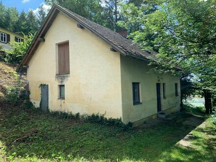 Grundstück mit Abbruchhaus!